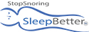 Stop Snoring Sleep Better Logo